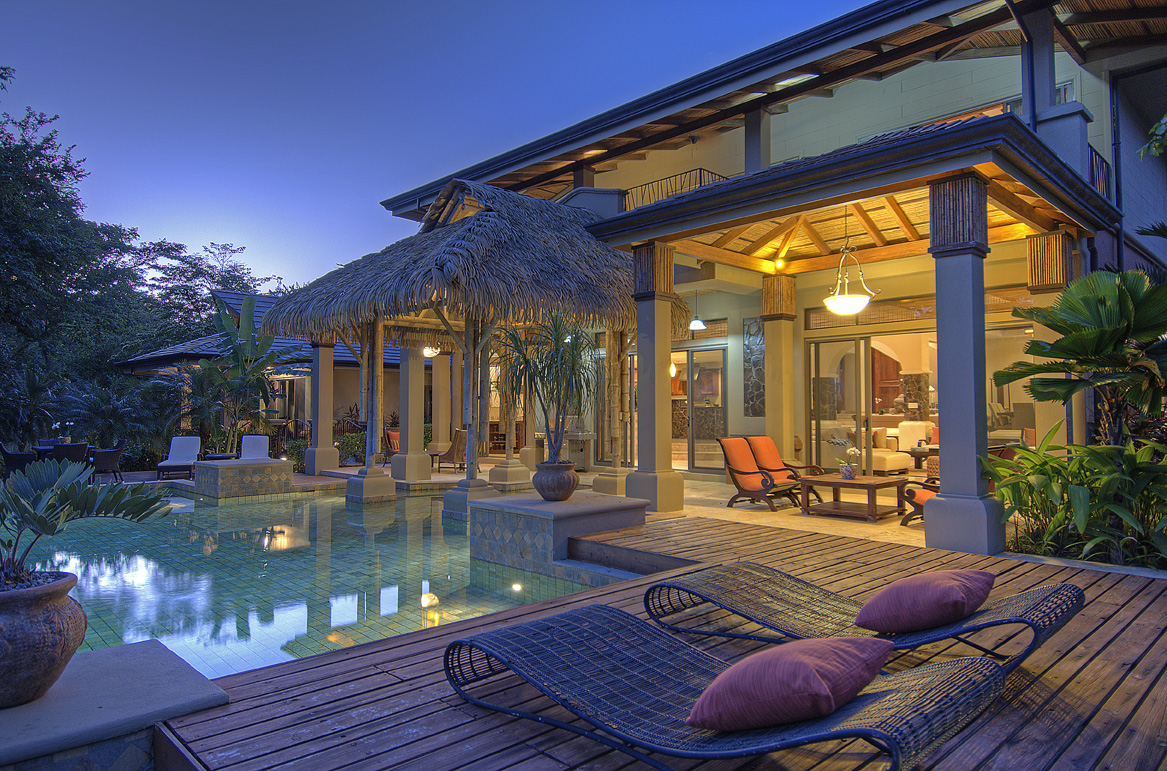 Luxury rental at peninsula papagayo papagayo luxury for Luxury rental costa rica