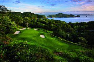 Peninsula Papagayo, Costa Rica, Arnold Palmer Signature Golf Course
