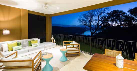 Luxury holiday homes Guanacaste